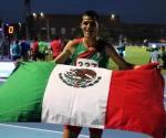 Hace México 1-2 en los 1.500 metros