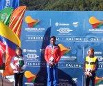 Obtiene mexicana medalla de plata en kayak individual femenil
