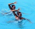 Suma México otro oro en natación artística de JCC