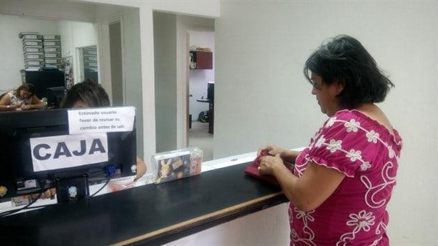 Reclaman notificaciones de corte de agua por 80 y 100 pesos