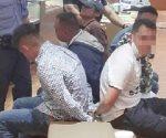 Son de CDM y Puebla los fallidos asaltantes. Confirma Consulado identidades