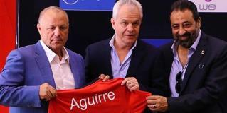 El primer partido oficial de Egipto con Aguirre será en las eliminatorias de la Copa Africana