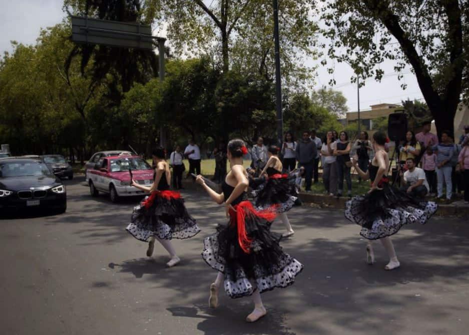 El objetivo de esta iniciativa, que se va a desarrollar entre julio y septiembre, es acercar el ballet a la calle.