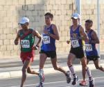 México se cuelga plata en maratón de Barranquilla