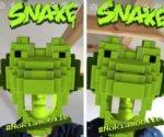 Vuelve Snake a Facebook