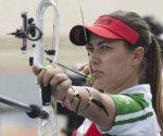 Medalla de bronce para Linda Ochoa en arco compuesto