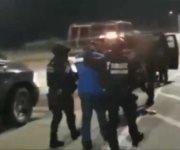 """Detienen en Puerto Vallarta a Víctor Manuel Pérez Rico """"El Pantera 16"""" o """"Comandante Viento"""""""