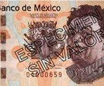 Presentará Banxico nuevo billete de 500 pesos