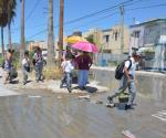 Culpan a COMAPA de desastre ambiental