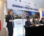 Presente Tamaulipas en taller de seguridad turística en Puebla