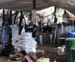 Asegura SEDENA narcolaboratorio en Baja California
