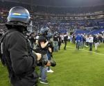 Multa la UEFA al Olympique por Bengalas en la Europa League