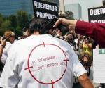 En riesgo, defensores de derechos y periodistas