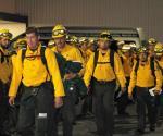 Envía Conafor sexto contingente para combatir incendios en Canadá