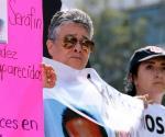 Confían que AMLO atienda desapariciones forzadas