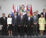 Destaca AMLO diálogo con países de región Asia-Pacífico