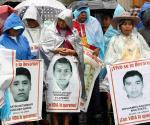 Refutan forenses versión de Peña Nieto sobre 43