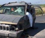 REYNOSA: Muere conductor responsable de accidente