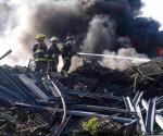 Causa movilización fuego en Refinería