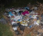 Abundan basureros clandestinos