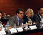 Recibe AMLO País en riesgo: Ricardo Monreal