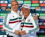 Presentan a Ferretti como técnico interino del Tri