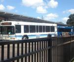Reestructuran la ruta de buses