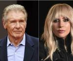Honrarán a Harrison Ford y Lady Gaga por labor humanitaria
