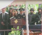 Rinden homenaje a policías asesinados en Jalisco