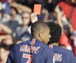 PSG pierde a Mbappé; suspendido 3 partidos