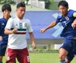 Empatan México y Japón 1-1 en Sub 20