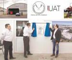 Inaugura el Rector aula didáctica del Centro de Agricultura de la UAT
