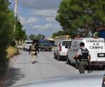 Caen cuatro abatidos por la Policía Estatal