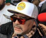 Desata Maradona la locura en Culiacán