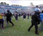 Lamentable despedida del Estadio Azul