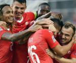 Golea Suiza 6-0 a Islandia en Liga de Naciones de Europa