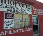 Erigen a consejerías estatales de Morena