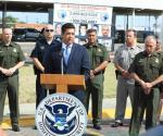 Presentarán Campaña de Seguridad y Prosperidad para el área de Nuevo Laredo-Laredo, Tx.