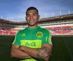 Pineda es baja de la Selección Mexicana