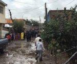 Reportan dos muertos tras lluvias en Durango