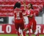 Toluca humilla 7-1 a Veracruz en la Femenil