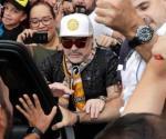 Convivirá Maradona con la afición en su primer día con Dorados