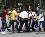 Confunde UNAM a alumno con porro