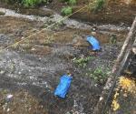 VICTORIA: Vuelan dos motociclistas y mueren al caer del puente San Marcos