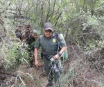 Detenciones récord de ilegales realiza la BP en tres días
