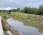 Falta desazolve del dren Las Mujeres