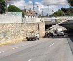 REYNOSA: Caen de un altura de 8 metros mientras reparaban alumbrado