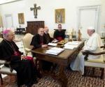 Se reúne Papa con Obispos de EU; abordan tema de abusos
