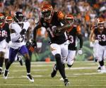 Abre triunfo de Bengalíes la Semana 2 de NFL