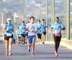 Festejan aniversario con carrera de 5 kilómetros